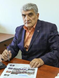 Եղյան Գագիկ Էդիկի