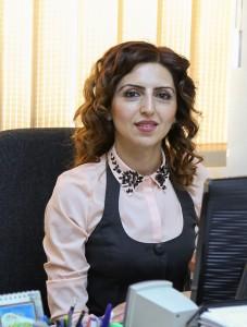 Լիանա Գառնիկի Մխիթարյան