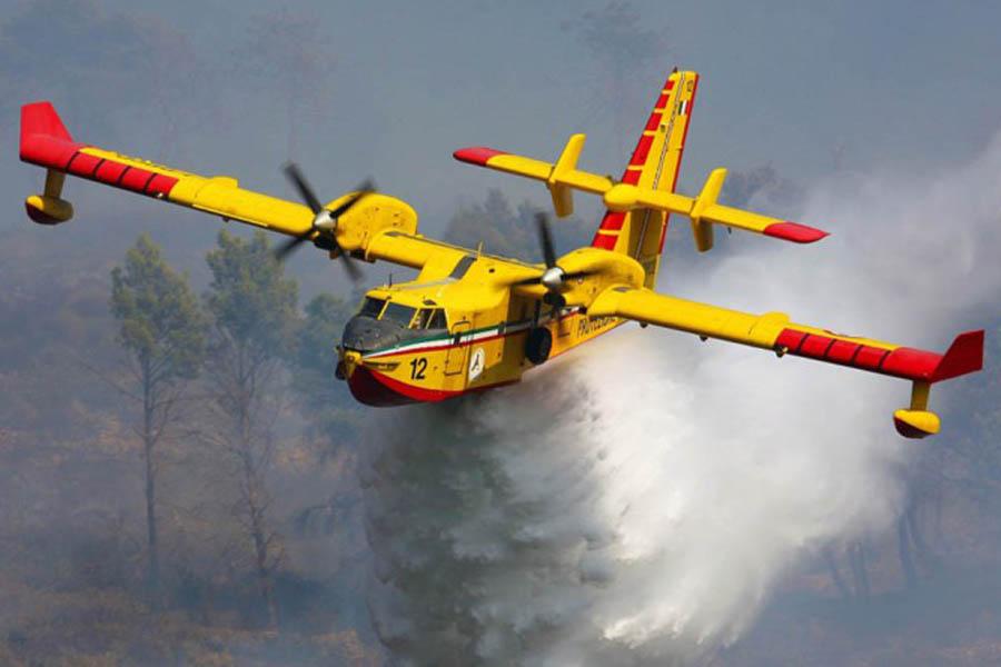 Ավիացիան՝ ընդդեմ անտառային հրդեհների