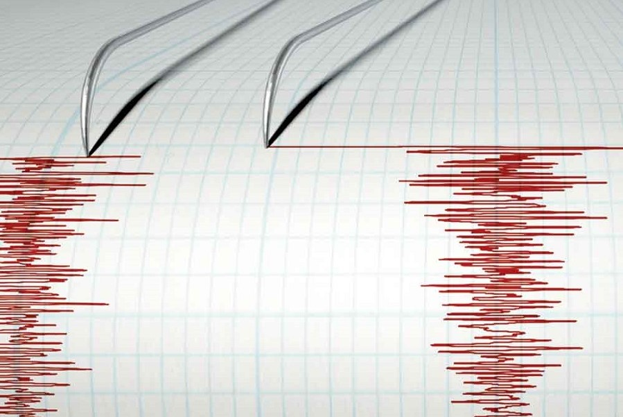 Անցած յոթ օրում Հայաստանում եւ Արցախում գրանցվել է 3 բալ եւ ավելի ուժգնությամբ մեկ երկրաշարժ