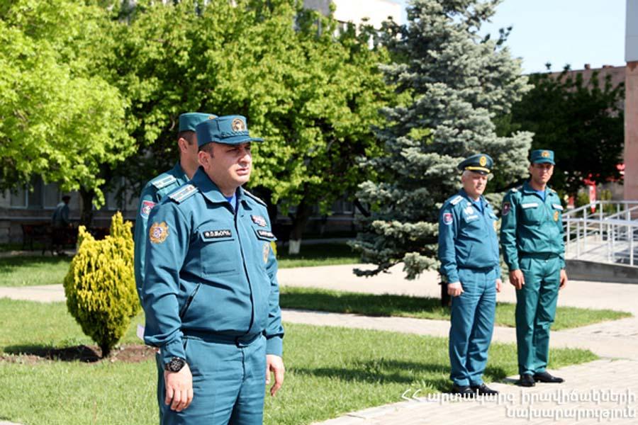 Ռուսաստանում կվերապատրաստվի հայ փրկարարների հերթական խումբը
