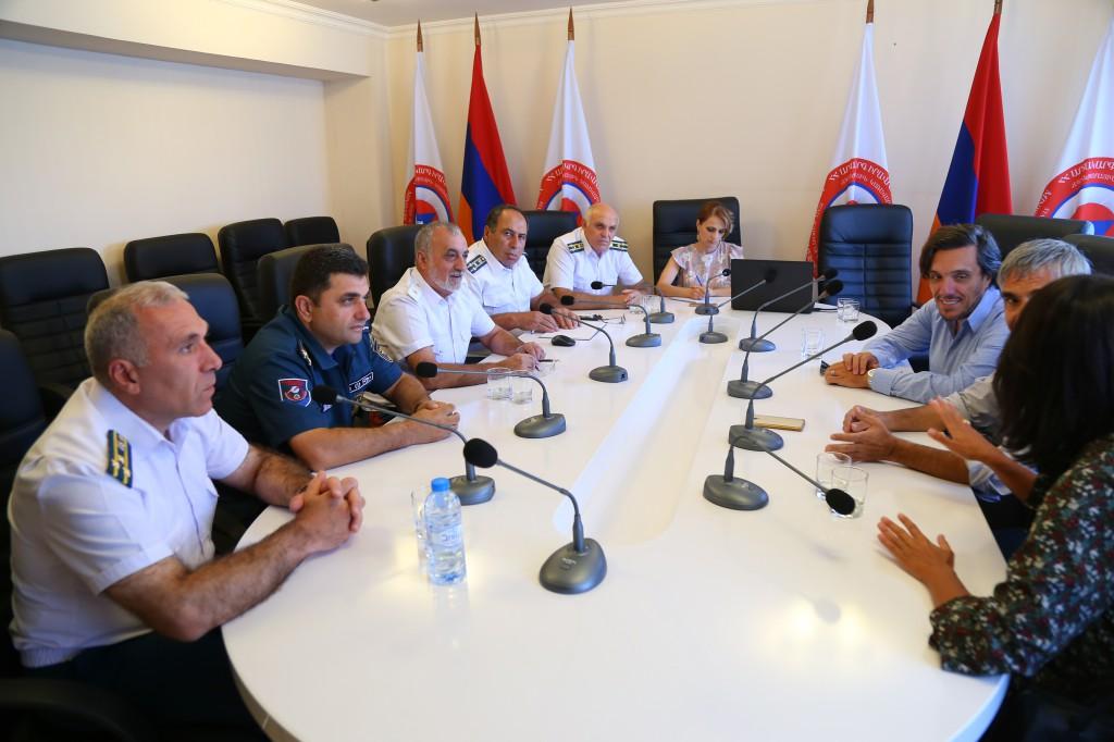 Հայաստանի ՔՈՓ թիմը կարող է դառնալ ծանր թիմ