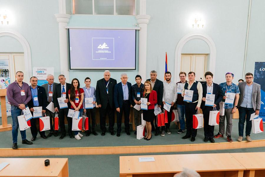 «Digital UAV Forum 2019». Նորարարության մտքերի փոխանակում