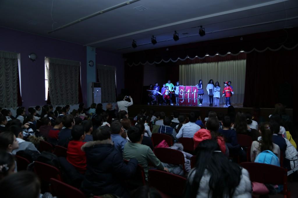 «Աղետիկը» Երեւանի համար 194 հիմնական դպրոցում