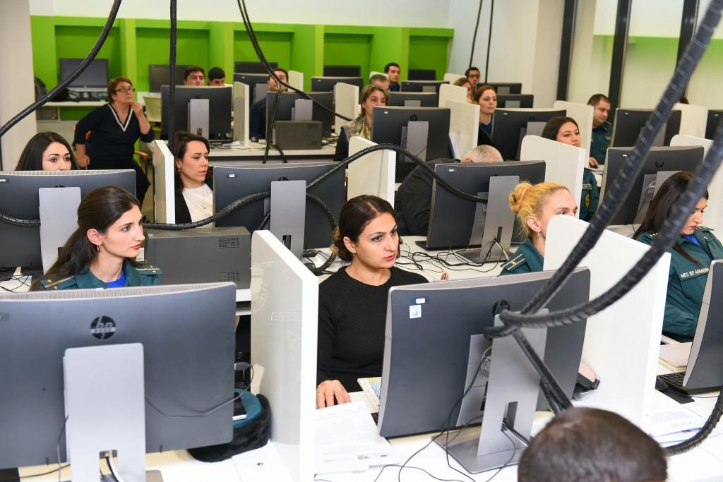 Աշխարհագրական տեղեկատվական համակարգերը՝ աղետի ռիսկի  կառավարման գործոն
