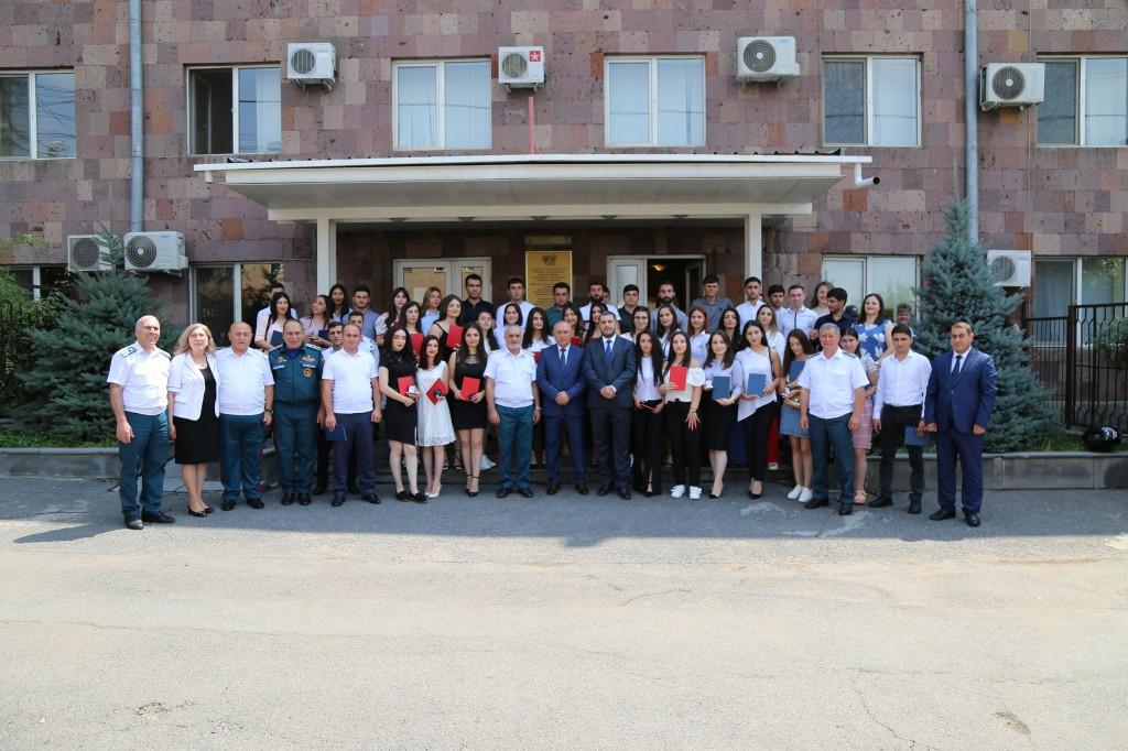 Եվս 234 շրջանավարտ՝ ՃԿՊԱ երկու կրթական ծրագրով