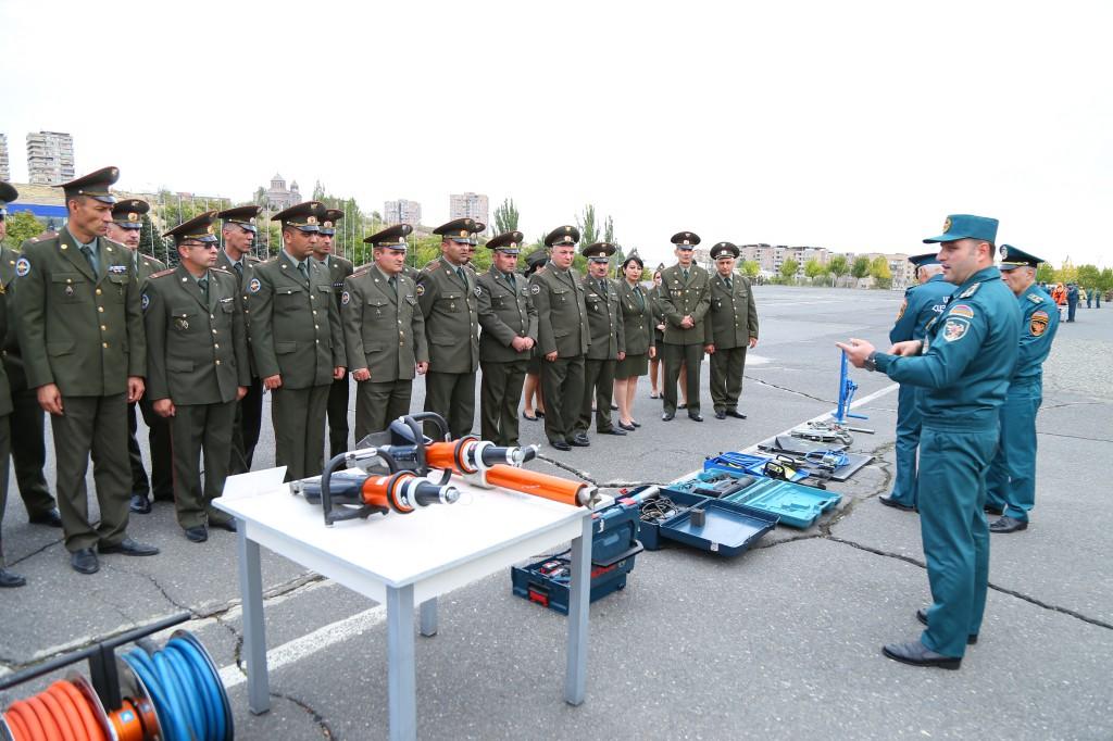 ՃԿՊԱ-ռազմական համալսարան համագործակցության հերթական միջոցառումը